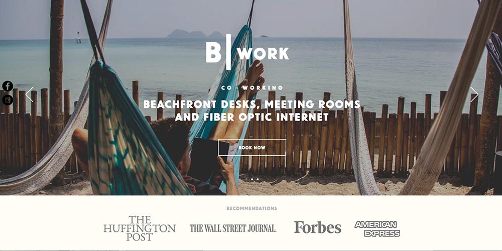 Beachub Coworking Space