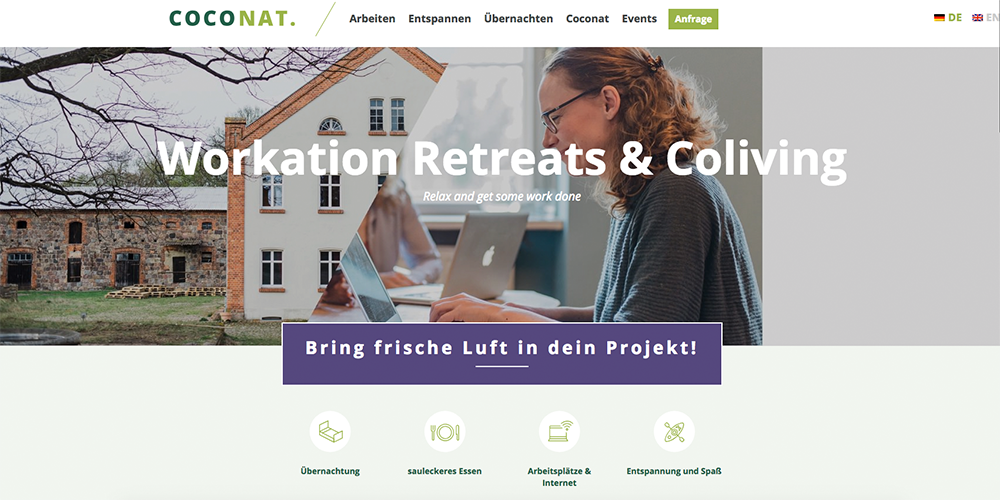 Coconat Coworking Space
