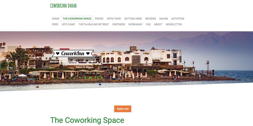 CoworkInn Coworking Space