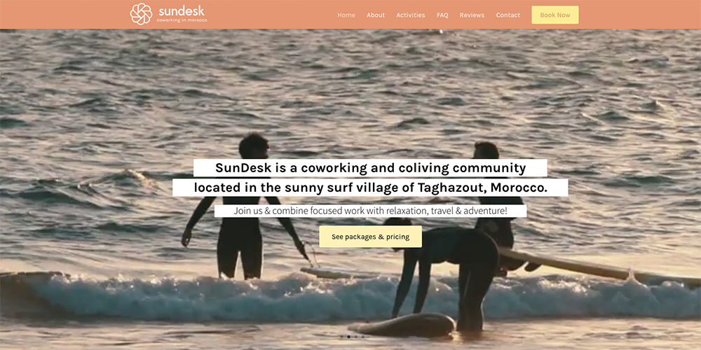 SunDesk Coworking Space