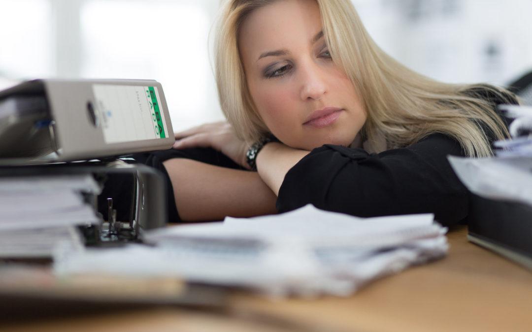 Arbeiten wir im Home Office mehr?