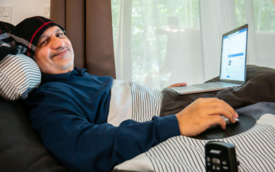 Trotz Krankheit zum ortsunabhängigen Geschäftsführer bei outsourcing4work